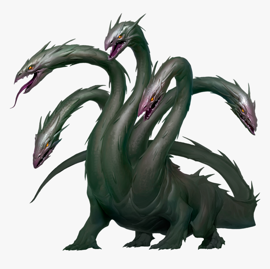 Hydra Creature, HD Png Download, Free Download