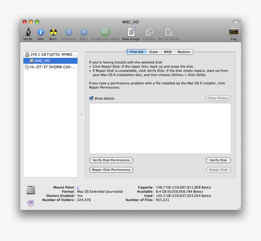 Dikutility - Mac Recovery Partition Disk Utility, HD Png Download, Free Download