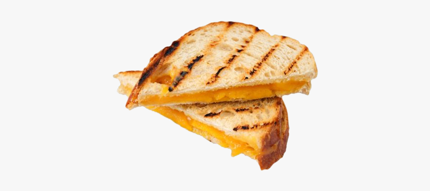 Cheese Sandwich Png Hd Quality - Transparent Grilled Cheese Sandwich Png, Png Download, Free Download