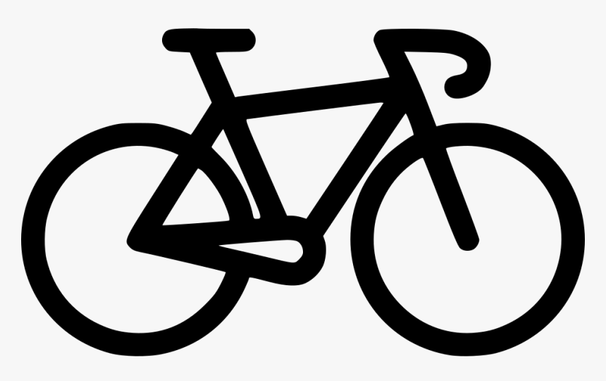 Clipart Bike Svg Bike Icon Free Hd Png Download Kindpng