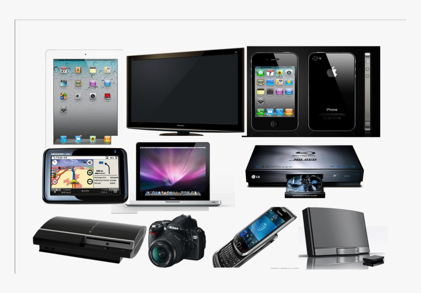 Gadgets Png Image - Electronic Gadgets Png, Transparent Png, Free Download