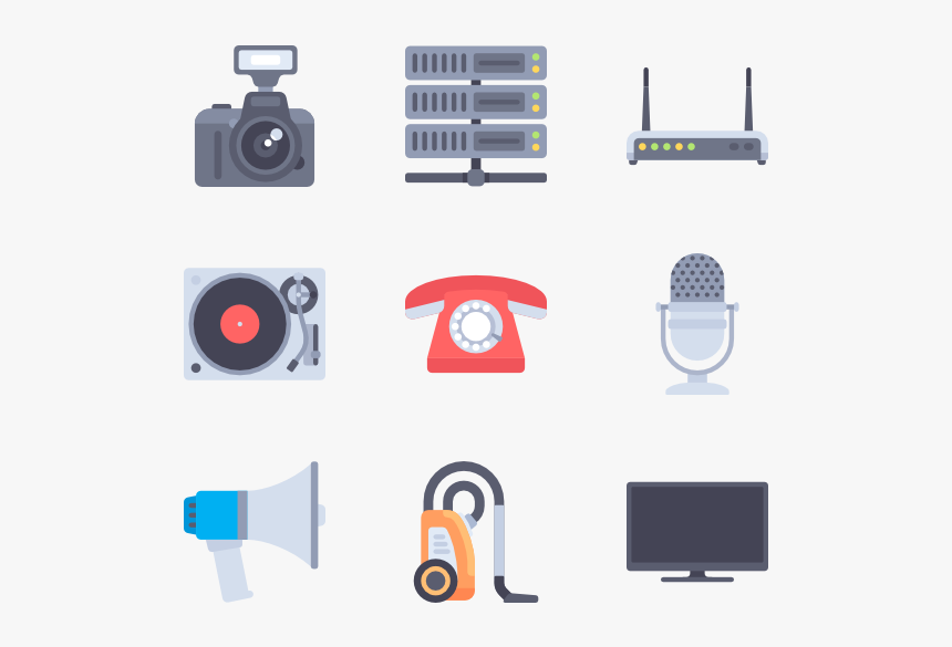 Gadgets - Gadgets Icon Png, Transparent Png, Free Download