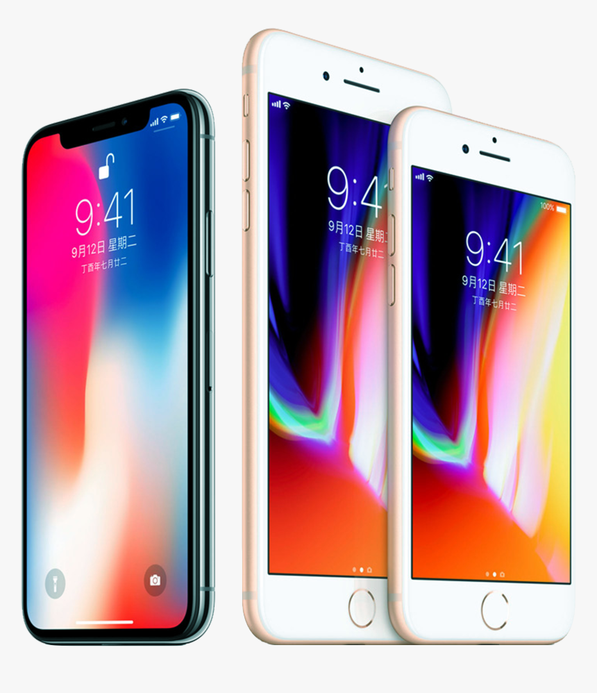 Transparent Iphone 10 Png - Iphone 8 X Price, Png Download, Free Download