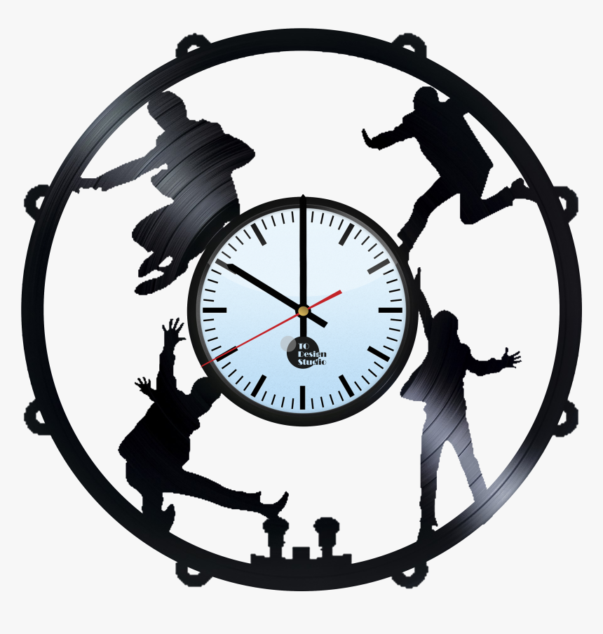 See Clipart Wall Watch - Beatles Drum Logo, HD Png Download, Free Download