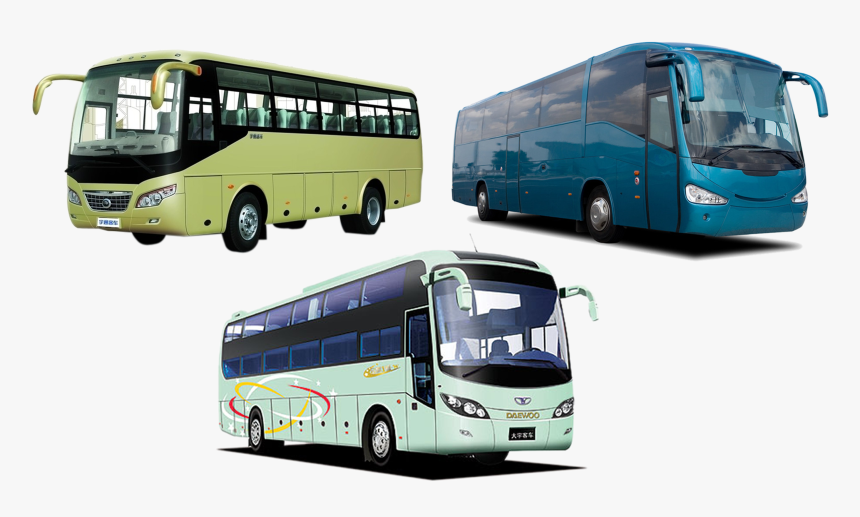 Transparent Tour Bus Png - Blue Luxury Bus Png, Png Download, Free Download
