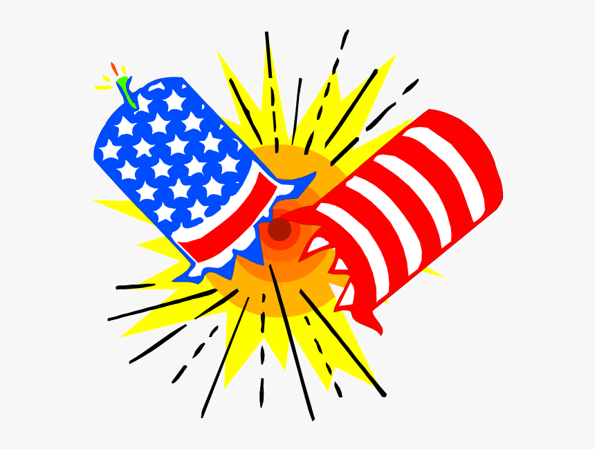 Transparent Fireworks Clipart - Fire Cracker Clip Art, HD Png Download, Free Download