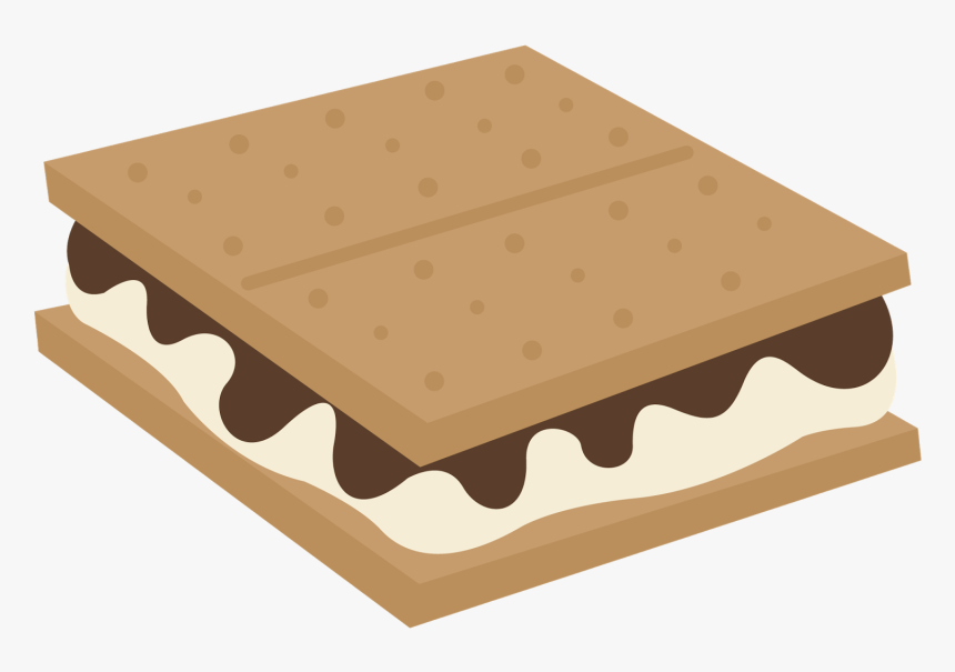 "S""mores Clipart Goodness - Smores Clipart Transparent Background, HD Png Download, Free Download"