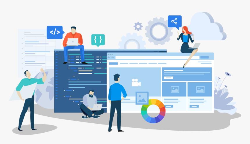 Making Websites - Web Development Services, HD Png Download, Free Download