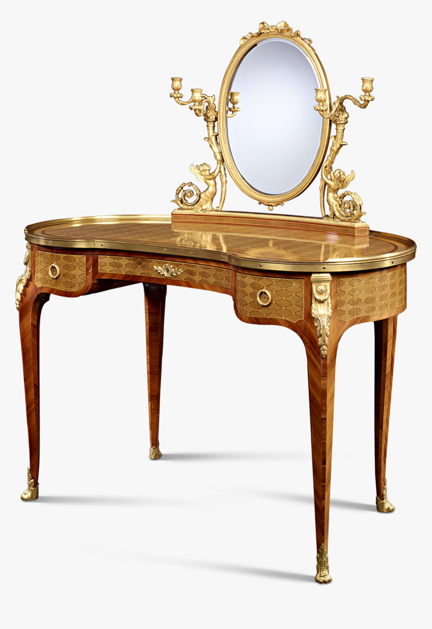 Louis Xvi Dressing Table By Paul Sormani - Sofa Tables, HD Png Download, Free Download