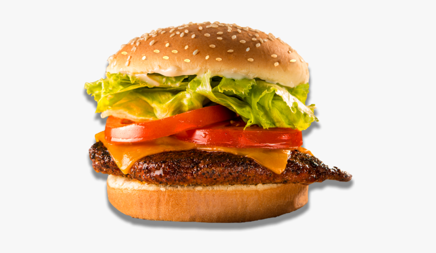 New Combo Chicken Burger, HD Png Download, Free Download