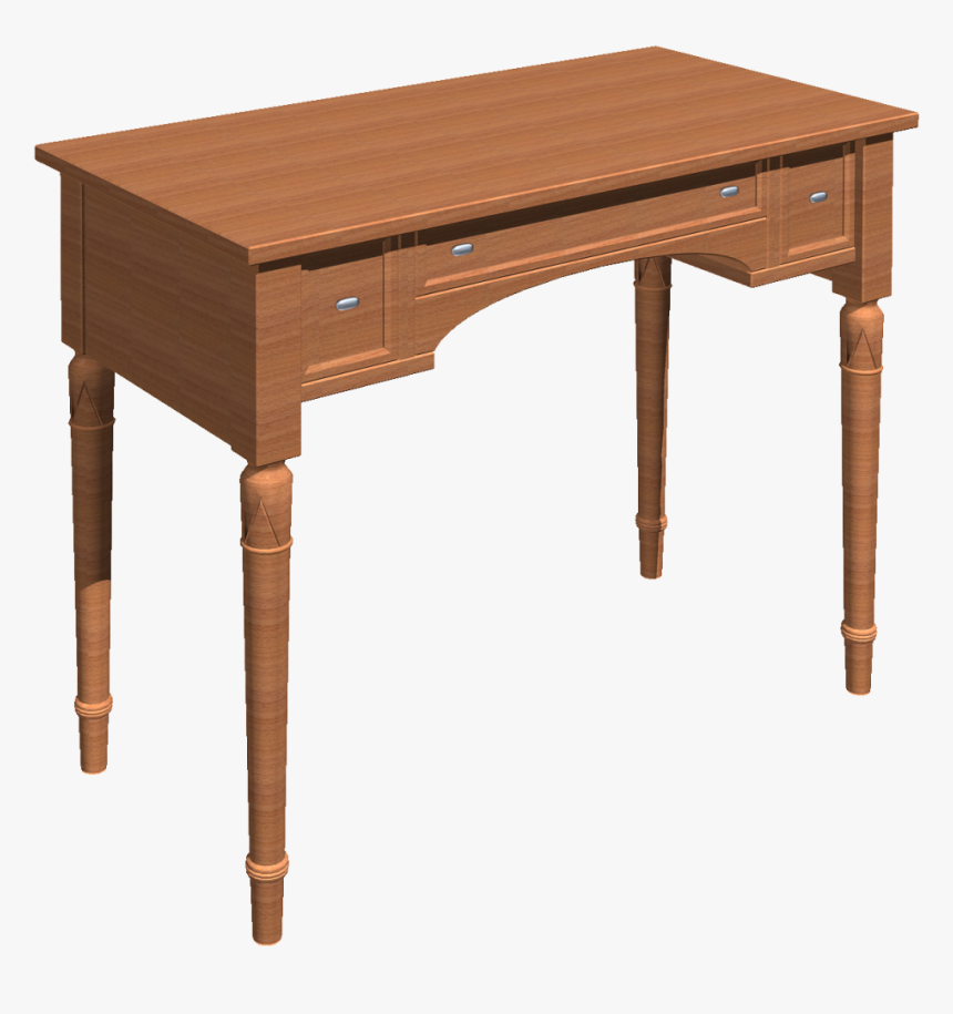 """Dressing Table3d View""""  Class=""""mw 100 Mh 100 Pol Align - Table, HD Png Download, Free Download"""
