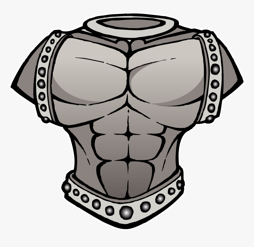 Free Vector Graphic On Pixabay - Armor Clipart, HD Png Download, Free Download