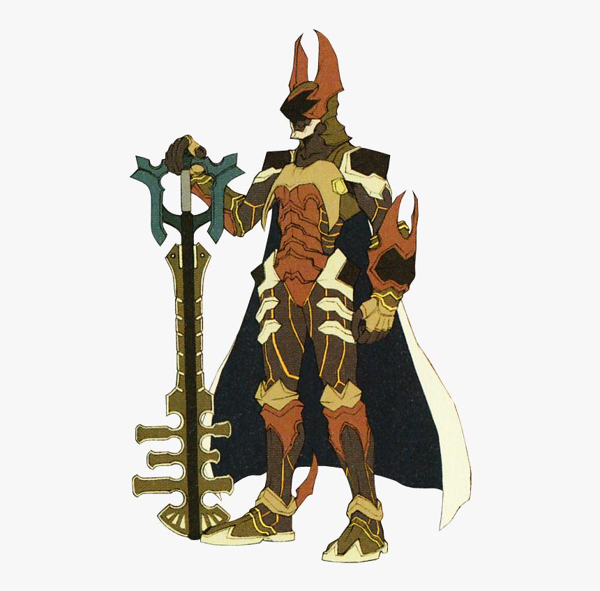 Pillow Clipart Unan - Kingdom Hearts Character Artwork, HD Png Download, Free Download