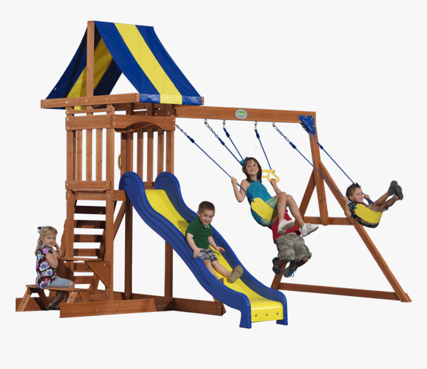 Children In Playground Png, Transparent Png, Free Download
