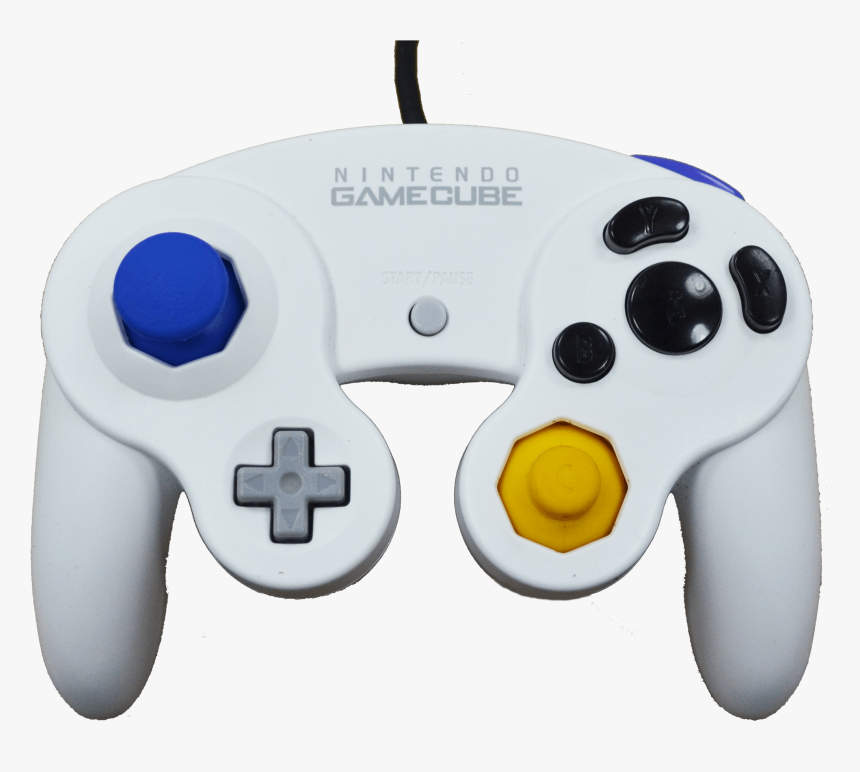 Gamecube Transparent Blue - Gamecube Controller Control Stick, HD Png Download, Free Download