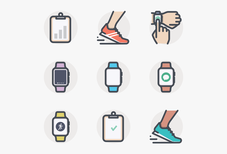 Runner Icons Png, Transparent Png, Free Download