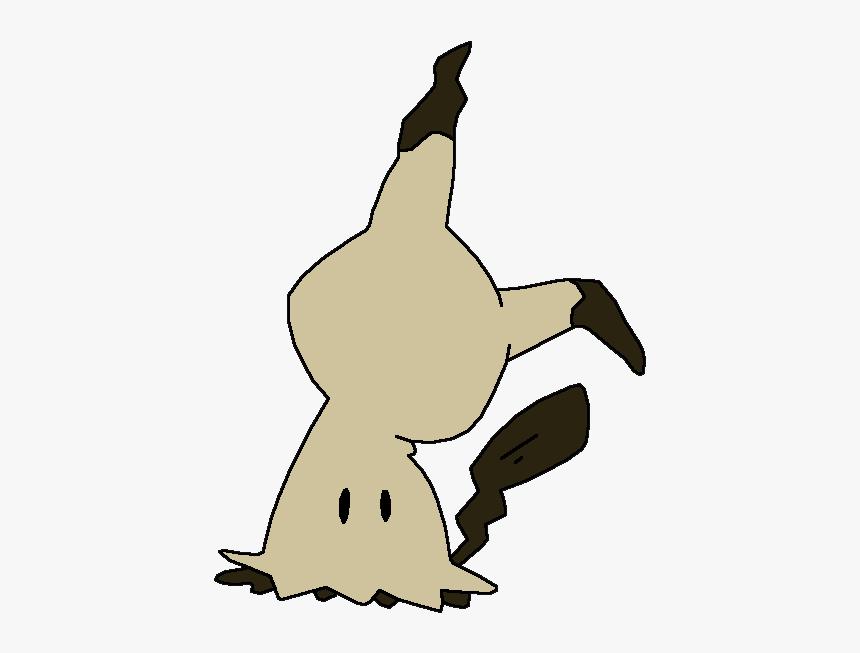 Pokémon Sun And Moon Pikachu Bird Beak Fauna Water - What's Under Mimikyu's Mask, HD Png Download, Free Download