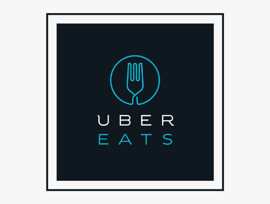 Delivery With Uber Eats - Logo De Uber Eats Vector, HD Png Download, Free Download