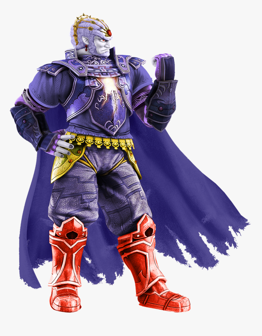 Ganondorf Super Smash Bros Ultimate Hd Png Download Kindpng