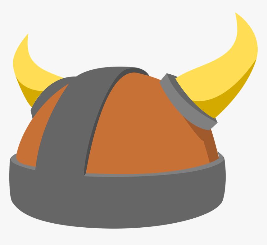 Transparent Vikings Helmet Png - Cascos De Vikingos Dibujos, Png Download, Free Download