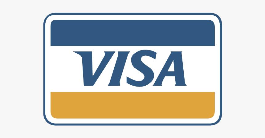 Visa Card Vector Logo Free Download Vector Logos Art - Credit Card Transparent Gif, HD Png Download, Free Download