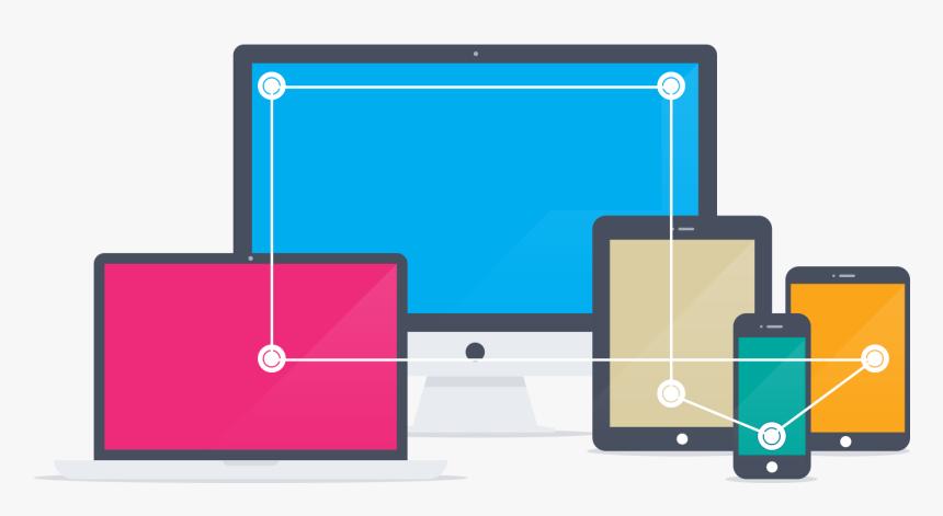 Development - Mobile Responsive Tab Design, HD Png Download, Free Download