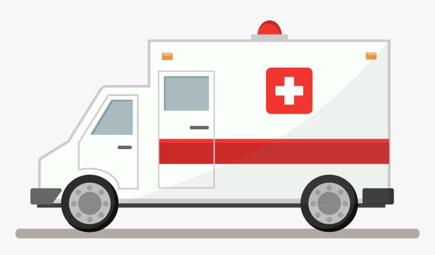 Ambulance Clip Art - Ambulance Png, Transparent Png, Free Download