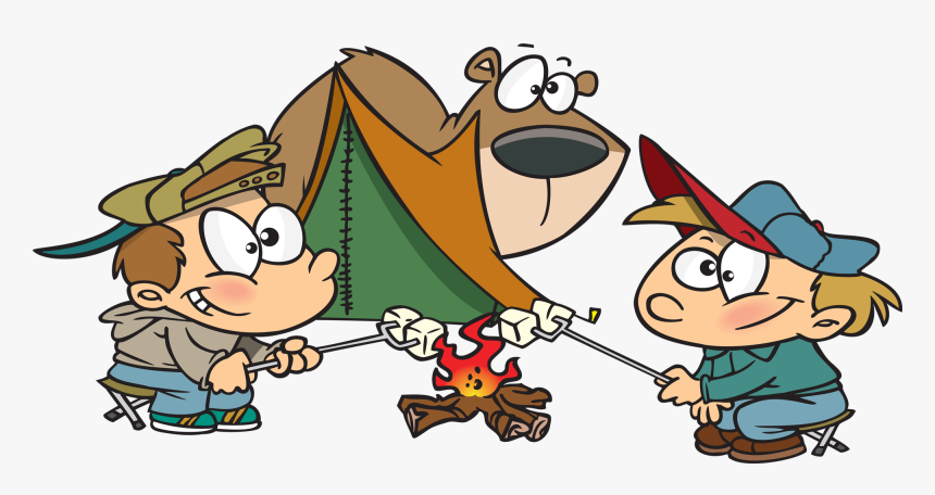 Camping Clipart Free To Use Clip Art Resource Wikiclipart Camping Cartoon Clipart Hd Png Download Kindpng
