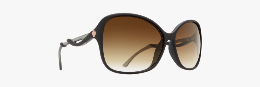 Spy Fiona Femme Fatale Happy Lens Sunglasses - Glasses Sun Woman Png, Transparent Png, Free Download