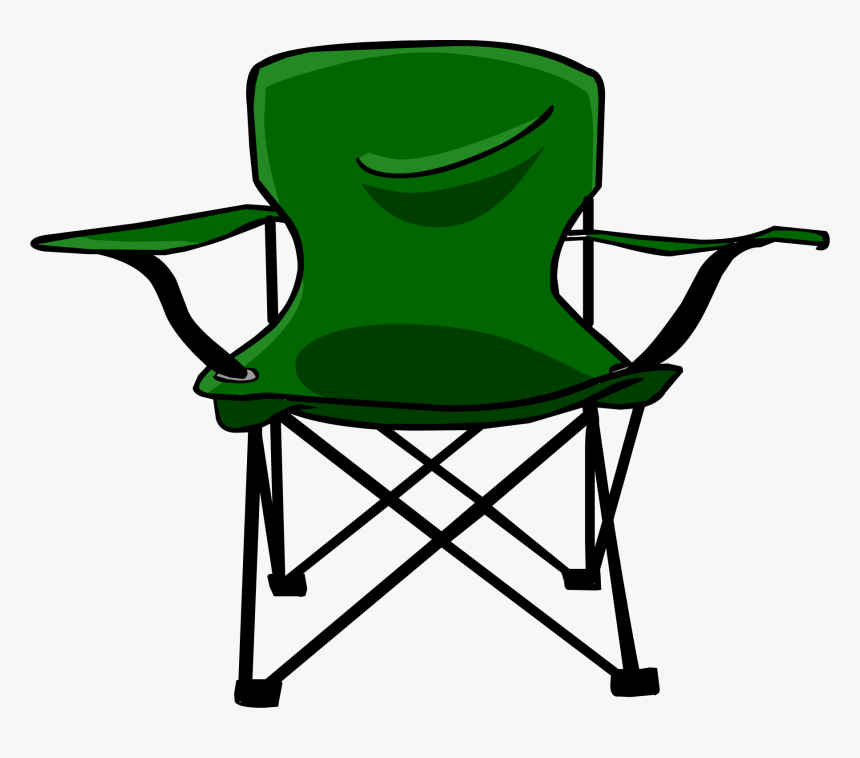 Image - Camping Chair Clipart, HD Png Download, Free Download