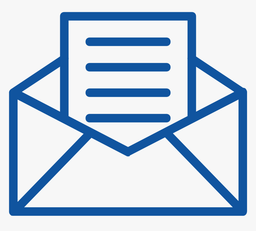 Email Icon Vector White Png Transparent Png Kindpng