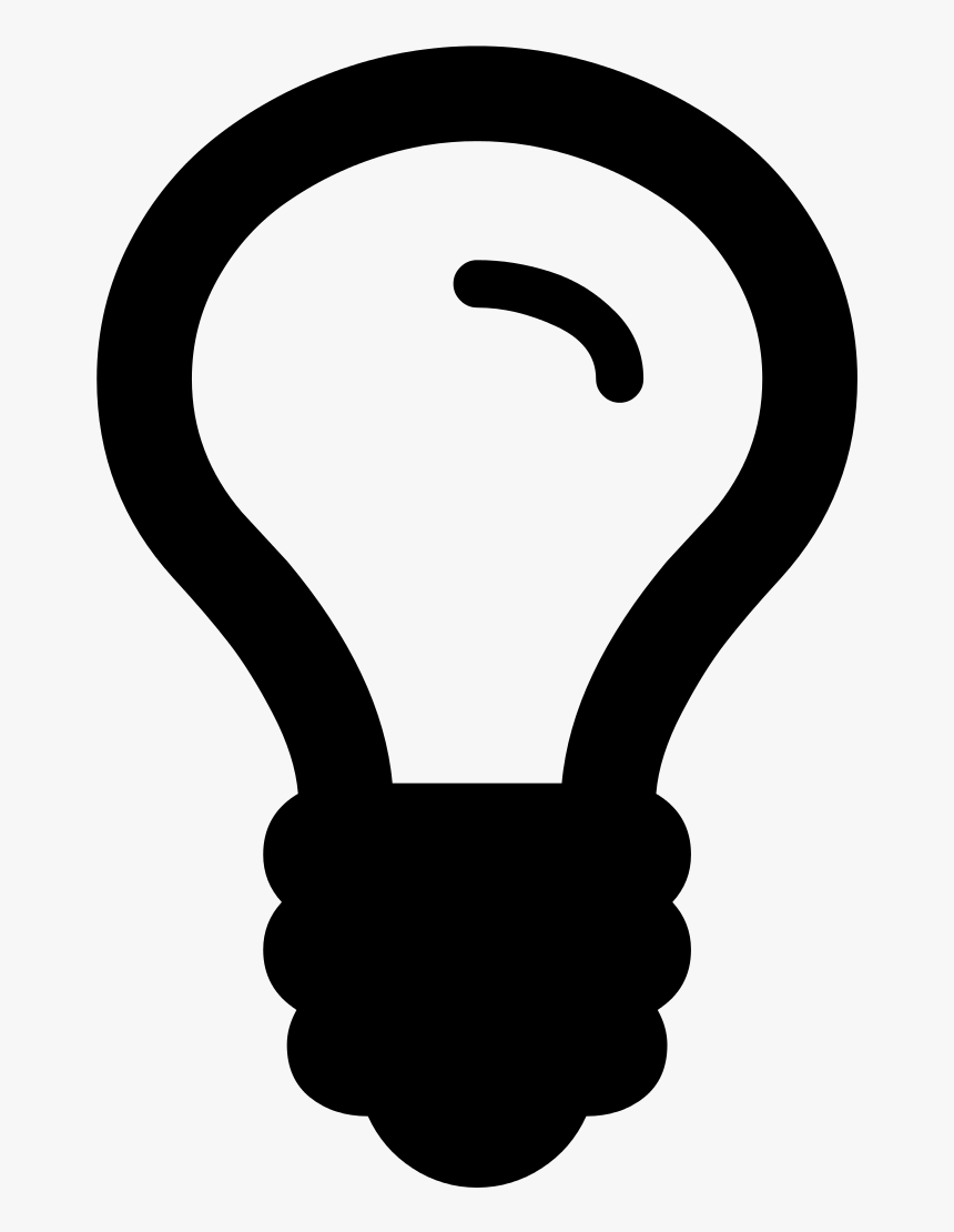 Light Bulb Font Awesome - Dream It. Code It. Win, HD Png Download, Free Download