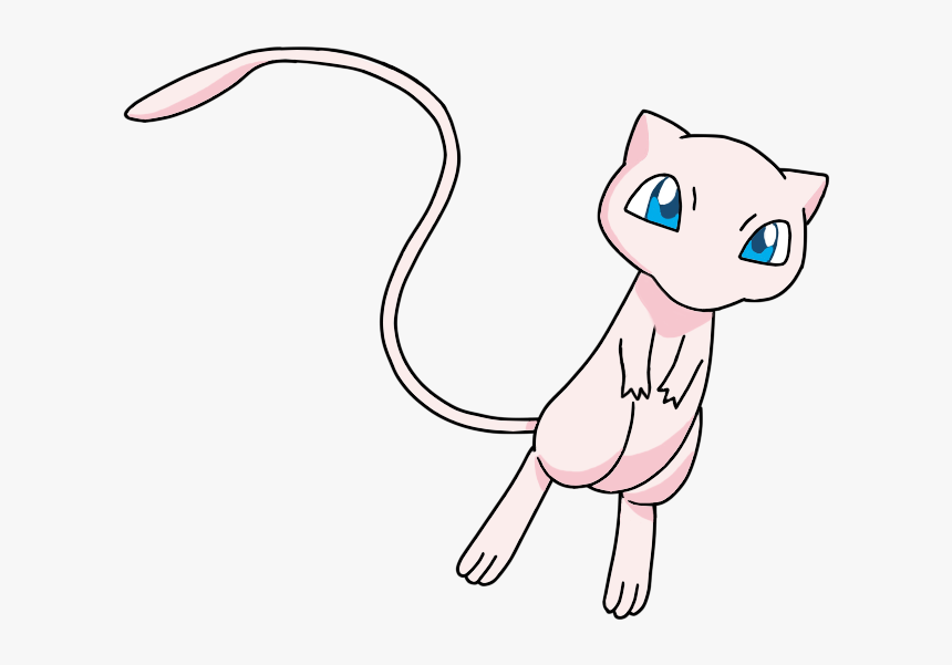 Television & Film » Thread - Pokemon Mew Png, Transparent Png, Free Download