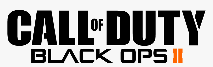 Image Result For Cod Bo Ii Logo - Call Of Duty Black Ops Ii Logo, HD Png Download, Free Download