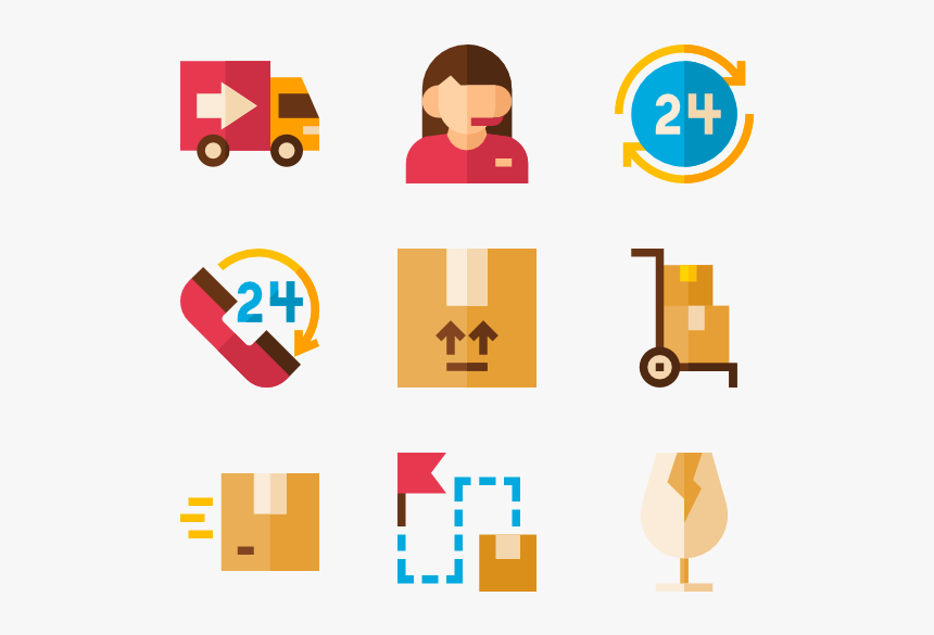 Package Delivery - Shopping Center Product Icon, HD Png Download, Free Download