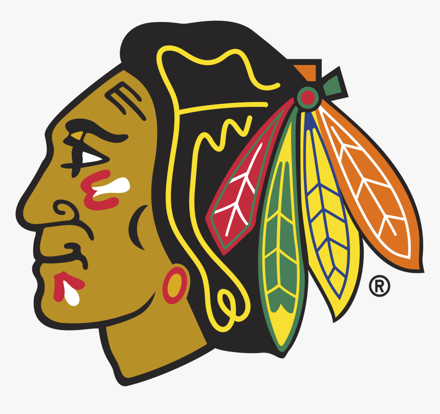 Chicago Blackhawks Logo, HD Png Download, Free Download