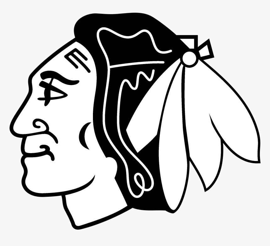 Chicago Blackhawks Logo Png- - Chicago Blackhawks Logo, Transparent Png, Free Download