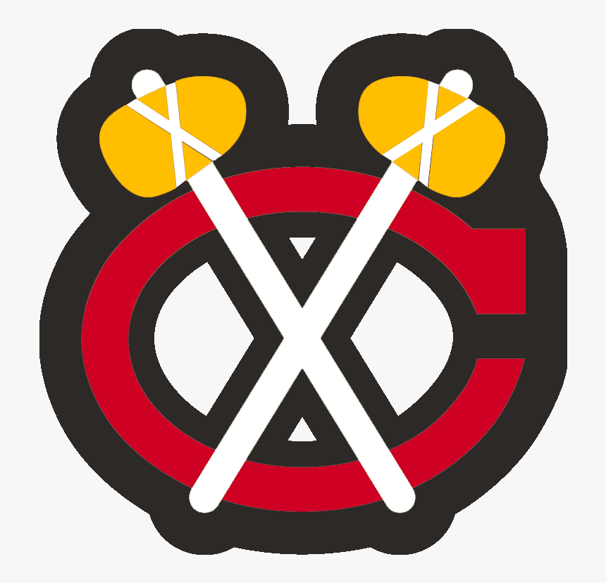Chicago Blackhawks Secondary Logo, HD Png Download, Free Download