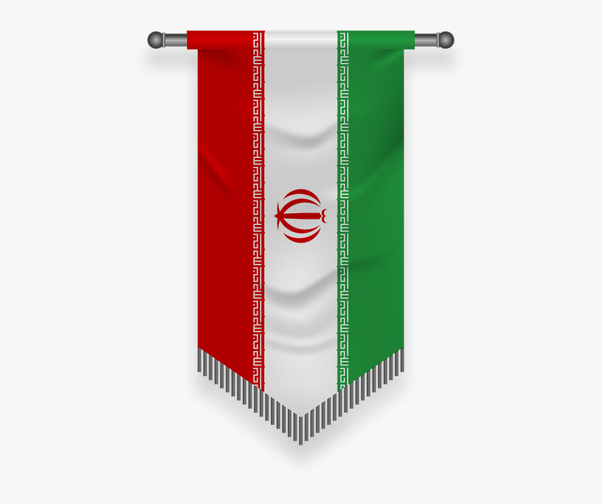 Pennant Iran Tajikistan Iran Flag Hd Png Download Kindpng