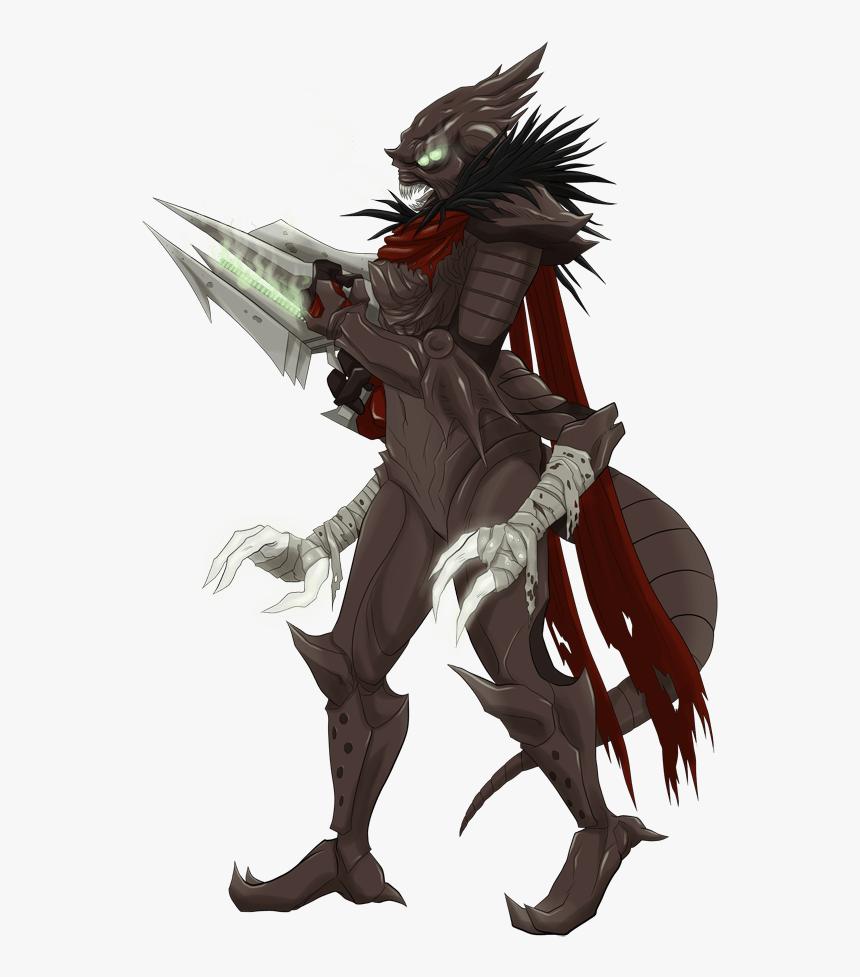 Transparent Destiny Hunter Png Destiny 2 Fallen Artwork Png Download Kindpng