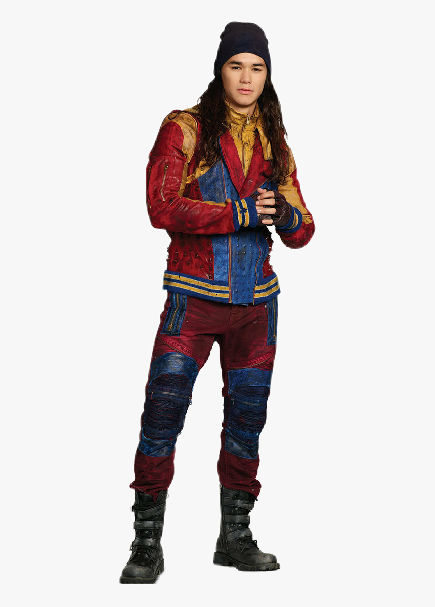 Descendants 2 Jay Outfit, HD Png Download, Free Download