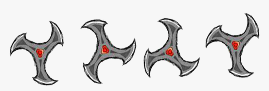 Zed Shuriken - Emblem, HD Png Download, Free Download