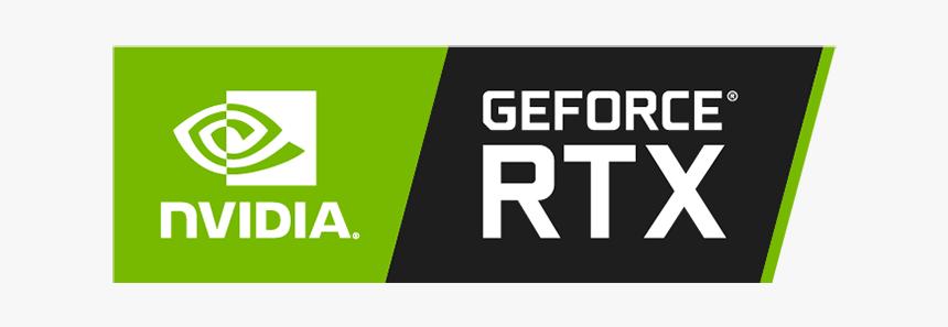 Nvidia Rtx Logo - Nvidia Geforce Rtx Logo, HD Png Download - kindpng