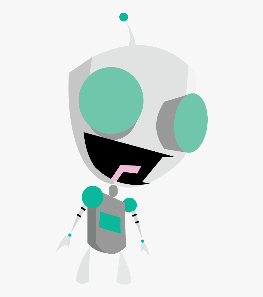 Invader Zim Emoji, HD Png Download, Free Download