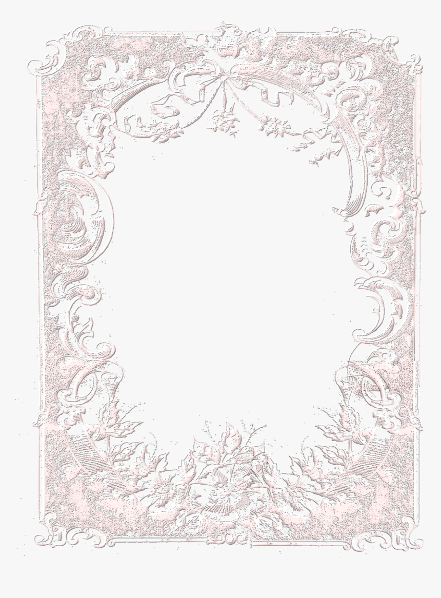 Crafts Vintage Pieces For Collage Altered Art Ⓒ - Motif, HD Png Download, Free Download