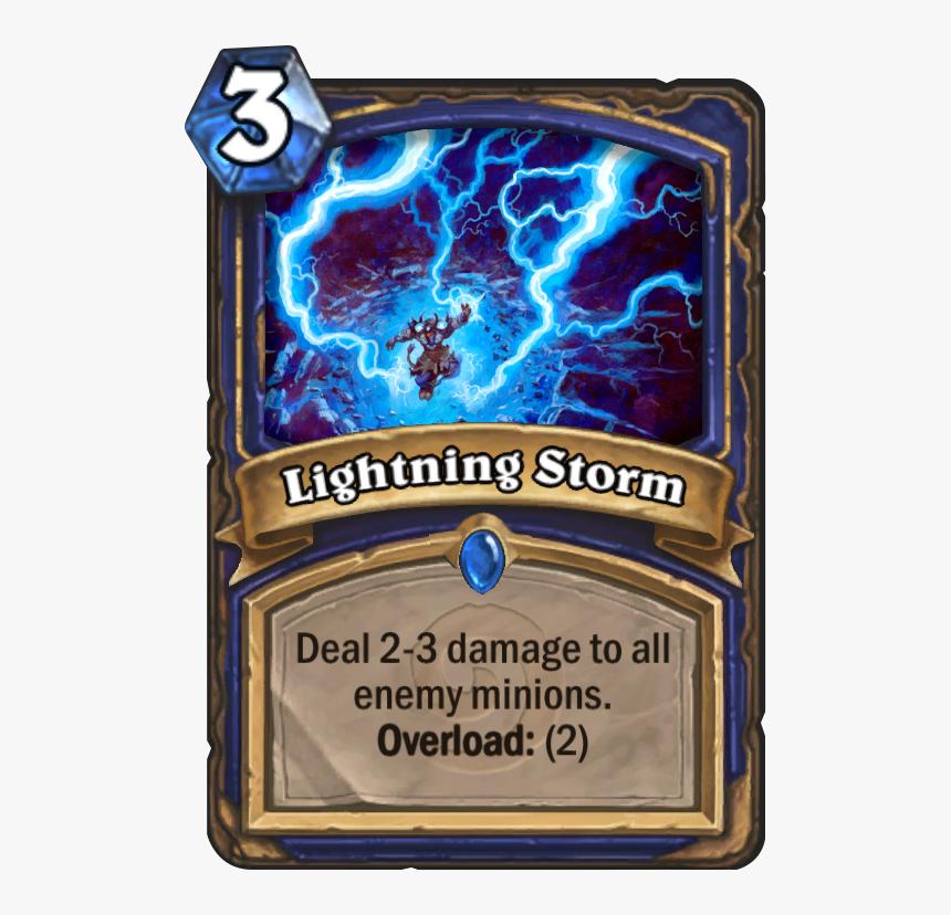 Lightning Storm Shaman, HD Png Download, Free Download