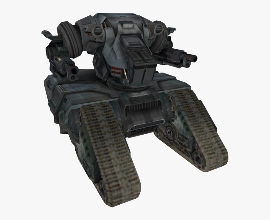 Hunter Killer Tank