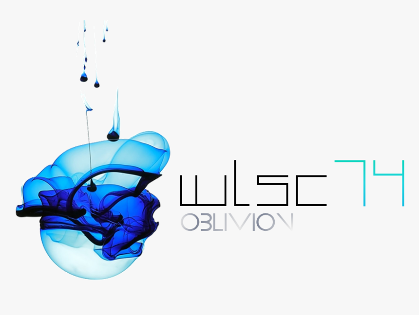 Blue Ink In Water , Png Download - Blue Ink In Water, Transparent Png, Free Download