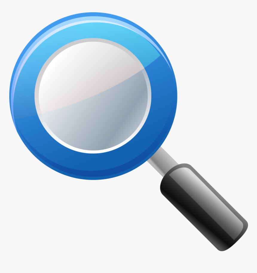 Search Magnifier, HD Png Download, Free Download