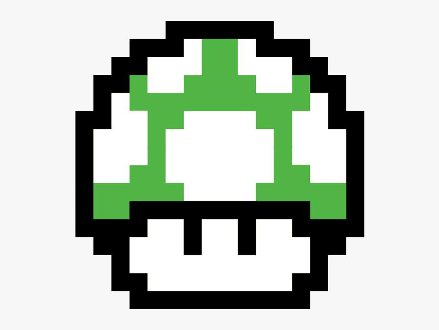 Mario 1 Up 8 Bit , Transparent Cartoons - Super Mario Bros 3 1 Up, HD Png Download, Free Download